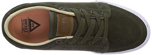 Globe Gs - Zapatos verde - Grün (olive 19082)