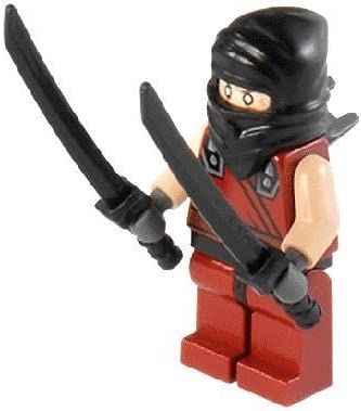 Amazon.com: LEGO TMNT - Dark Ninja Minifiguren - Teenage ...