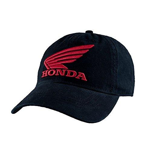 Honda Black Ride Cap