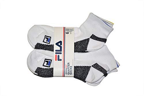 Fila 6 Pack Mens Socks