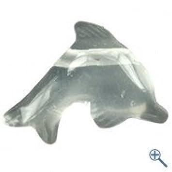 Bergkristall Delfin Edelstein Anhnger Einhnger Schmuck Kette