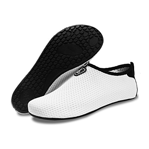 Drying House Pure Shoes Office Sock Quick Water White Demon Footwear Womens Mens Centipede Barefoot Aqua OpF8Ix