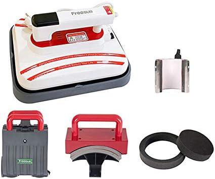CALCA 12 x 10inch Portable Iron T-Shirt Heat Press Transfer Printing MachineMug and Cap Heater Free Giving 8 10 Plate Heating Pad