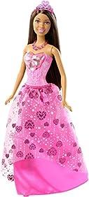 Barbie Princess Doll Gem Fashion