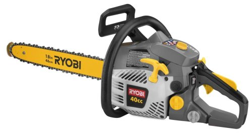 Factory reconditioned ryobi zrry10532 18 inch 40cc 2 cycle gas factory reconditioned ryobi zrry10532 18 inch 40cc 2 cycle gas powered chain saw amazon patio lawn garden greentooth Images