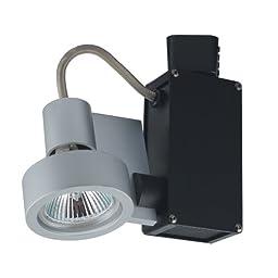 Jesco Lighting HLV270MR1675-W Contempo 270 Series Low Voltage Track Light Fixture, MR16, White Finish