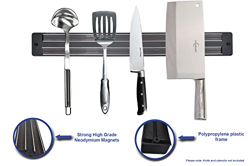 knife rack magnetic - 8