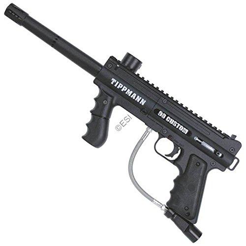 TIPPMANN 98 Custom Paintball Marker (Black) (Used Tippmann 98 Custom)