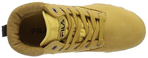 Fila Dame Grunge Midten Wmn Sneakers Beige (honning Sennep) cxR6b