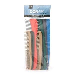 Gj Truck Sales >> Amazon.com : Conair -12 Pack Assorted Combs : Hair Combs : Beauty