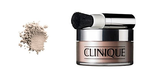 Clinique Blended Face Powder And Brush 08 Transparency Neutral Clinique Blended Face Powder Brush