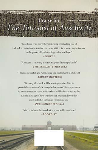 Cilka's Journey: A Novel (Tattooist of Auschwitz)