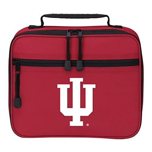 Lunch Indiana Box Hoosiers - Officially Licensed NCAA Indiana Hoosiers