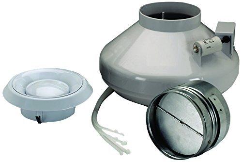 NuTone 4 Inch Inline Fan/Grille Kit, 120 CFM by Nutone [並行輸入品] B018A49FJ4