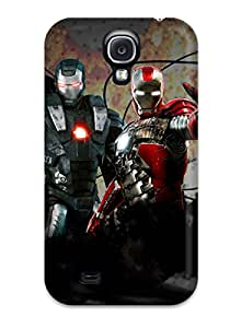 Jill Pelletier Allen's Shop 8507222K98400305 Snap-on Iron Man Case Cover Skin Compatible With Galaxy S4