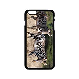 The Zebra Hight Quality Plastic Case for Iphone 6