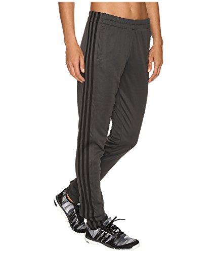 Donna Adidas T10 Pantaloni black Dark Da Grey RPZnSPq4w