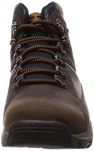 05750a242 Timberland Mens Thorton Mid Hiking Boots - Marrone Scuro Marrone Scuro
