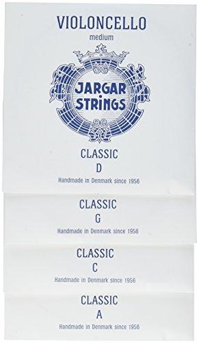 Jargar Cello SET CLASSIC Coated Steel Strings