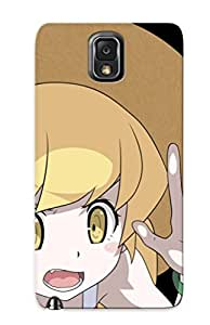 Exultantor High Quality Shock Absorbing Case For Galaxy Note 3-anime Bakemonogatari