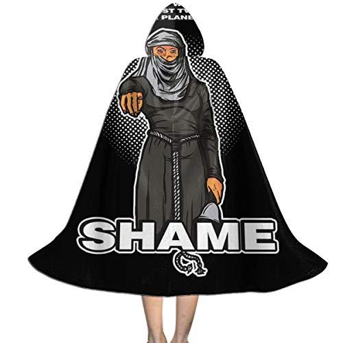 Shame Game of Thrones Unisex Kids Hooded