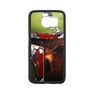 Samsung Galaxy S6 Cell Phone Case White Star Wars osih