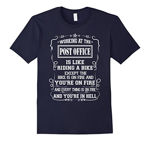 mens-working-at-post-office-is-like-riding-a-bike-postal-worker-t-xl-navy