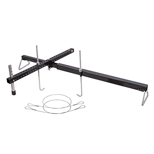 OEMTOOLS 24951 3 Point Support Bar | 700 lbs. Max Capacity | Hold Your Engine in Place While You Work on Your Car | Good for Light and Medium Duty Vehicles | Can Handle Off-Center Loads