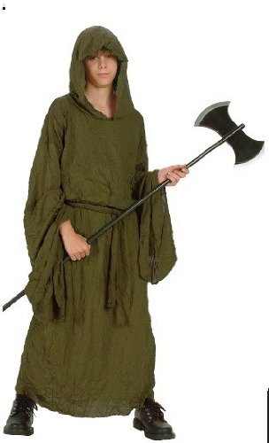 (RG Costumes Ghoul Robe (As Shown;Large))