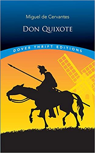 The Don Quixote (Dover Thrift Editions) by Miguel de Cervantes travel product recommended by James Cobb on Lifney.