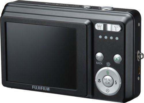Fujifilm Finepix J10 Digitalkamera 2 5 Zoll Schwarz Kamera