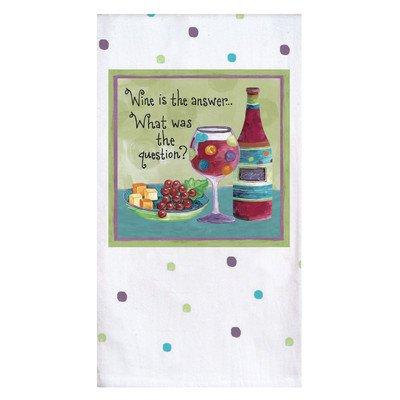 Wine Flour Sack Towel ()