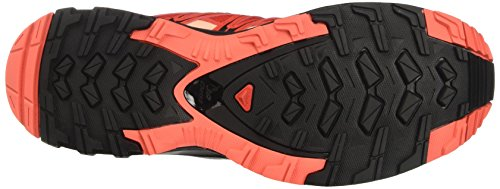 Xa Femme De Salomon Coral Pro Chaussures Red 3d poppy Gtx black living Rouge Trail AC0d0wq1