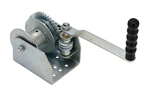 ounted Hand Winch, Single ()