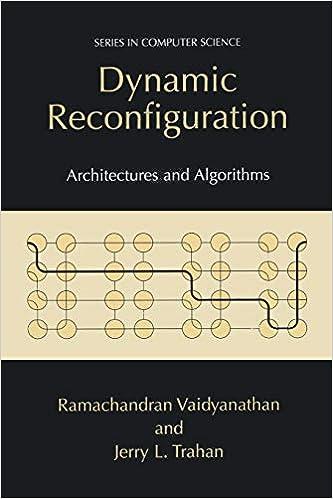 Dynamic Reconfiguration: Architectures and Algorithms