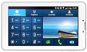 "Brigmton BTPC-PH2 - Tablet PC de 7"" (3G/teléfono, 8 GB) blanco"