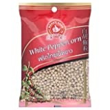 White Peppercorn 100g, From Thailand.