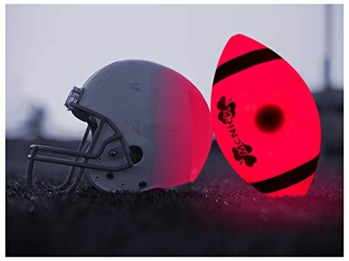 Glow Football - MCNICK & COMPANY LED Glow in