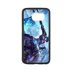 Samsung Galaxy S6 Phone Case Cover White League of Legends Sejuani EUA15985203 Fashion Phone Case Cover Generic