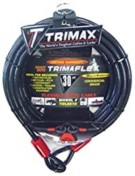 Trimax TDL3010 Trimaflex 30\' X 10mm Dual Loop Multi-Use Cable