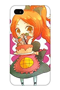 Case Provided For Iphone 4/4s Protector Case Anime Bleach Phone Cover With Appearance