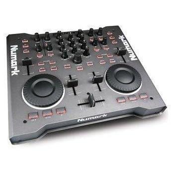Numark Stealth Control Professional Computer-DJ Performance Deck