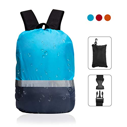 e726a0d668 TITE Backpack Rain Cover Waterproof Covers with Reflective Strap Vertical  Adjustable Buckle Fashion for Hiking Camping Outdoor Traveling Activities  Climbing ...