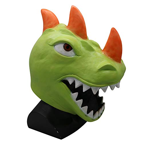 Halloween Scary Cosplay Mask Toy,Durr Burger Mask Melting