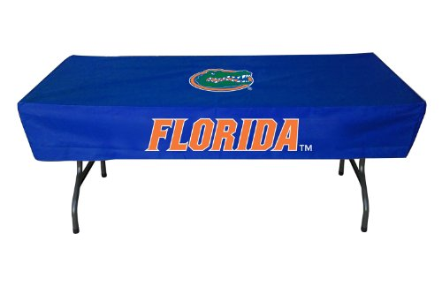 Rivalry Florida 6 Foot Sports Team Logo Table Cover (Best Sports Team Logos)