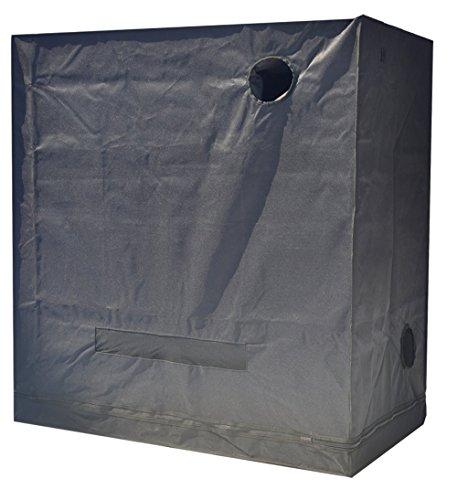 """41gjFK6uBCL - Smart Indoor Grow Tent 43""""x25""""x48"""" 600D Heavy Duty High Mylar Waterproof Grow Room for Indoor Plant Growing 4'x4'"""