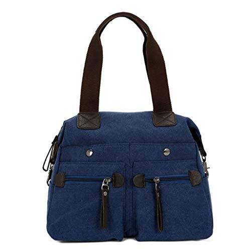 Blue Shoulder Women Rxf Multi Messenger Size color And pocket S Men Blue Handbags For Bag 060RYx