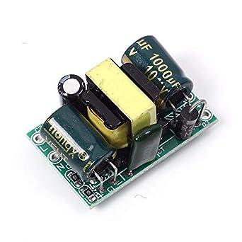 5* AC-DC 5V 700mA 3.5W Power Supply Buck Converter Step Down Module For Arduino