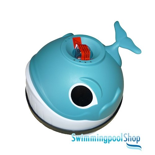 Automatischer-Pool-Bodensauger-Magic-Whaly-Poolroboter