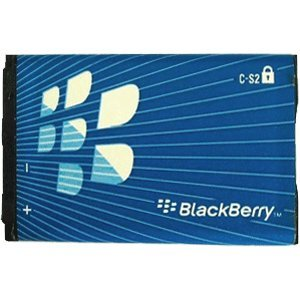 Blackberry C-S2 Solid Blue Label 1000mAh Lithium Ion Battery